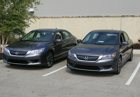 Honda Accord Hybrid reviews